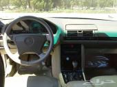 مرسيدس 320 شبح موديل 98 نظيف جدا للبيع