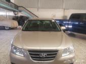 هوينداي سونتا 2009 للبيع تميز الفرسان للسيارات 0551296193