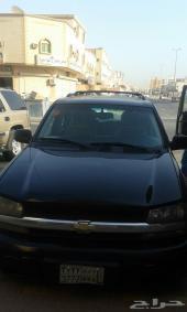 سيارة بليزر موديل 2006 اللون اسود ماشى166.700