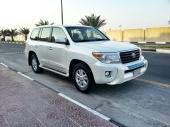 لاندكروزر 2012 GX.R سعودي فل كامل ..