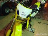 دباب سوزوكي 2008 DR400 أصفر الممشى 13900 نظيف جدا ضمان ثلاث شهور وصيانة مجانية ثلاث شهور