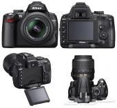 كاميرا نيكون d5000 للبيع