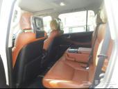 جيب لكزس سعودي2012اخردفعه 570LXبحالة الوكاله