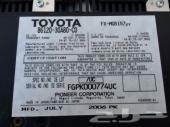 مسجل لكزس جي اس Lexus GS  موديل 2006-2011