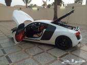 اودي ار8 اكسكلوسف Audi R8 Exclusive