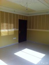 شقة جديدة بحي المروة 8 بجدة بها غرفتين وصالة صغيرة ودورة مياه للايجار لطالبات الجامعة أو عائلة