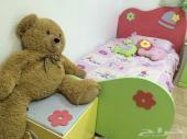 غرفة نوم أطفال ( بنات )