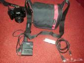 كاميرا كانون 1100D مع 2 عدسة للبيع CANON CAM - 2 LENS
