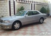 لكزس LS400 سعودي فل كامل 1999