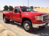 للبيع وحش الطريق سييرا دبل تاير2012 3500 HD غماره SLE دبل فرار ممشى 31000 فقط لون أحمر بطاقة جمركيه