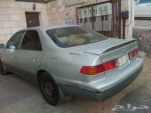 سيارة كامري للبيع موديل 2001
