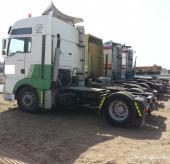 للبيع او الإيجار 5 روس شاحنات مان موديل 2005  TGA 18.460