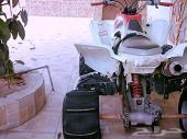 دباب رابتر 700 مديل 2010