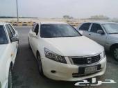 هوونداا اكوورد سعودي 2009 نظييف قير عادي  ممشى 110الف قابل للزيادة ..