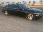 للبيع BMW 760li موديل 2004
