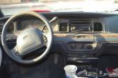 سياره فورد كراون فيكتوريا موديل 98