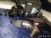 كاميرا كانون شبه جديده خلال اليوم