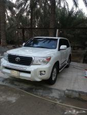 لاندكروزر GXR3  2012 سعودي
