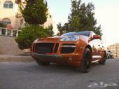 porsche cayenne GTS V8 2008