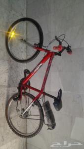 دراجة امريكي رياضي للبيع مقاس 24