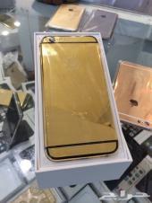 تصفيات ايفون 6 مطلي ب الذهب