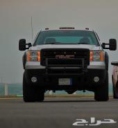 GMC وارد قطر 2500 غماره ونص Z71
