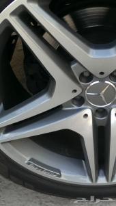 جنوط مرسيدس بانوراما AMG .. شبه جديد