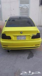 BMW318 i لون مميز للبيع المستعجل