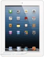 أبل آيباد4 موديل A1460  9.7 إنش سعة 16 جيجابايت واي فاي  LTE الجيل الرابع أبيض