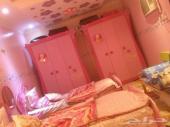 غرفة نوم أطفال متكاملة