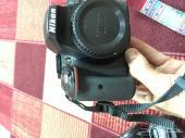 للبيع كاميرا Nikon D5300 مع عدستين اضافيه