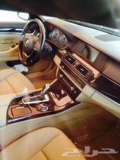 BMW 2013  حجم 520I بحاله ممتازه جدا