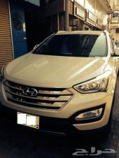 هونداي سنتافي موديل 2014 للبيع بمدينة جدة