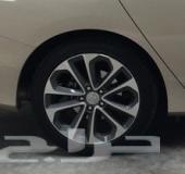 للبيع أو البدل جنوط اكورد 2013-2014 V6 سبورت أصلي وكاله
