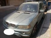 BMW X5 2001 لمحلات القطع والتشاليح