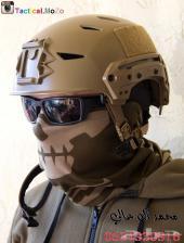لفافة رأس متعددة الاستخدامات -قناع- للبر والمقناص والعسكر والبايكرز ماركة MSM