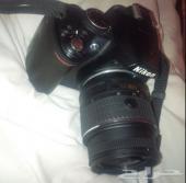 كاميرا نيكون 3000d في جدة للبيع او البدل