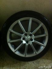 جنوط 18 ليجاسي  سبيك بي . legacy wheels spec-b