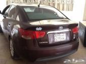 للتنازل سيارة كيا سيراتو 2012