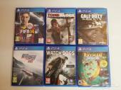 6 ألعاب PS4 للبيع بسعر 550 ريال فقط لا تفوت الفرصة