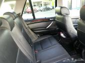 BMW جيب X فايف 2002 نظيف غايه للمستخدم