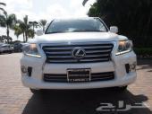 لكزس LX 570 2013 (المواصفات دول مجلس التعاون الخليجي) للبيع