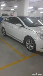 سيارة سوناتا موديل 2012 بانوراما فل بدون بصمة للبيع