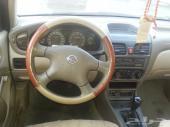 سياره نيسان صني 2009 للبيع