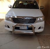 للبيع هايلكس 2014 سعودي