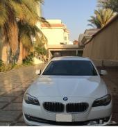 بي ام دبليو 530 2013 BMW 530i غاية المستخدم
