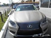 استوردسيارتك للبيع لكزس LS460 شورت بسعر 221000 الف ريال شامل كل شي الى الرياض