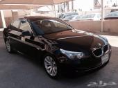 BMW 520 موديل 2010  تحت الضمان بحاله ممتازه للبيع