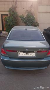 BMW 745li موديل 2004 استعمال طبيب