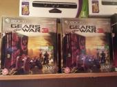 نسخ Gears Of War 3 المحدودةمن جهاز Xbox 360 جديدةغير مستخدمة
